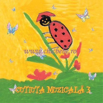 MediaPro Music CD Cutiuta muzicala vol. 3