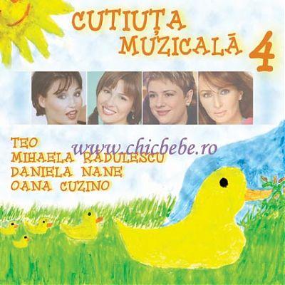 MediaPro Music CD Cutiuta muzicala vol. 4