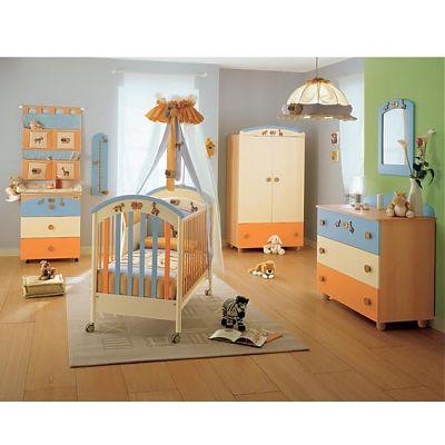 Camera pentru copii Mirelle coloratto de la Pali