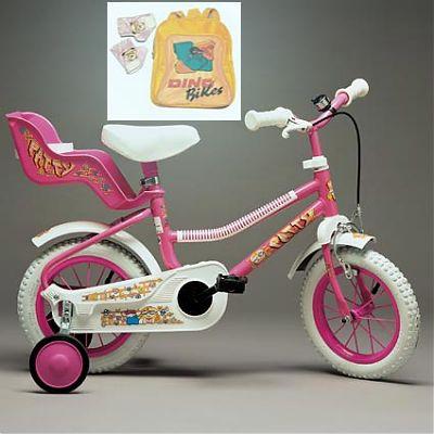 Dino Bikes Tricicleta pentru copii Patty