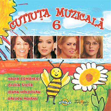 CD Cutiuta muzicala 6