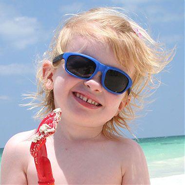 KUSHIES Ochelari Pentru Soare - copii peste 1 an