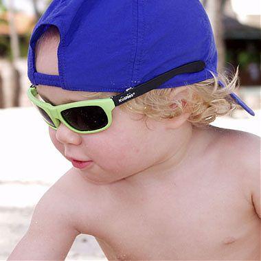 KUSHIES Ochelari Pentru Soare - copii sub 1 an