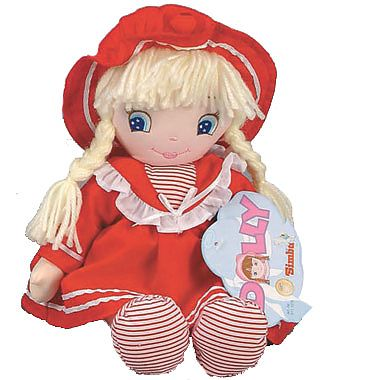 Simba Baby Papusa DOLLY SOFT 33 cm