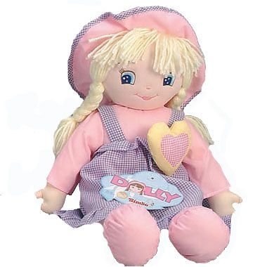 Simba Baby Papusa DOLLY SOFT 45 cm