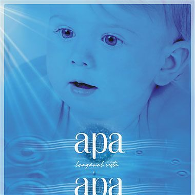 CD muzical Apa leaganul vietii