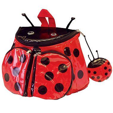 Rucsac Ladybug
