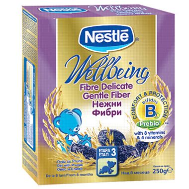 Cereale Fibre delicate Wellbeing