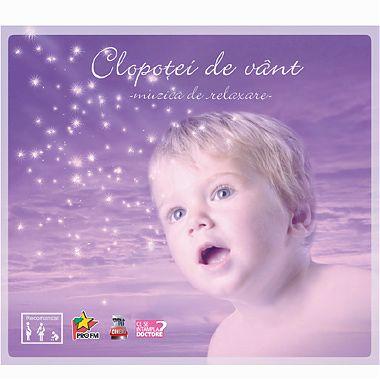 CD Cutiuta muzicala Clopotei de vant