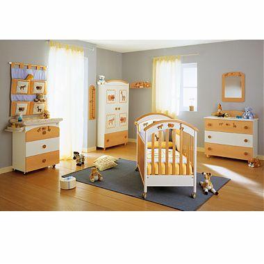 Camera pentru copii Mirelle Nature-Bianco de la Pali