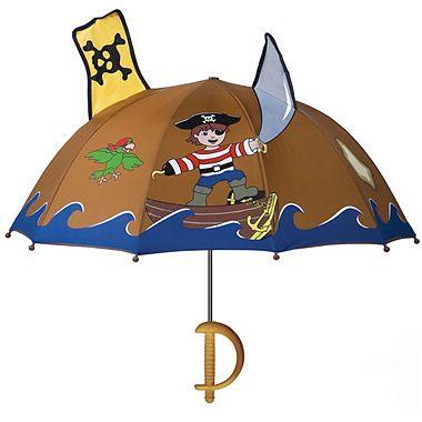 Umbreluta Model Pirat