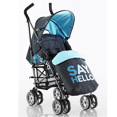 Carucior Swift Lite Supa Hello Blue de la COSATTO