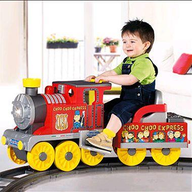 Trenulet Choo Choo Express de la Peg Perego