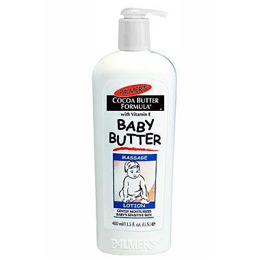 Palmer's Unt hidratant pentru bebelusii cu pielea sensibila