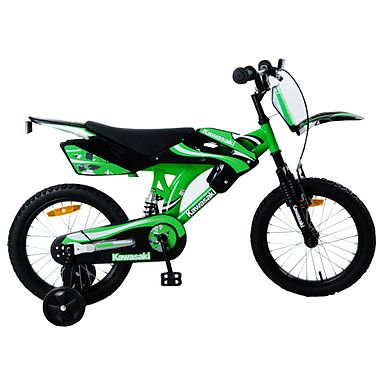 Kids bike KAWASAKI Triumph 16