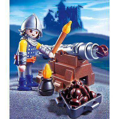 Playmobil Knights - Tun de lupta