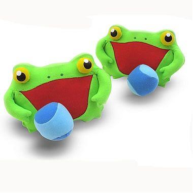 Joc Arunca si prinde Froggy de la Melissa&Doug