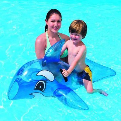 Bestway Pluta forma Delfin