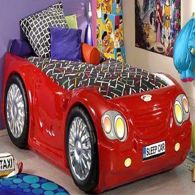 Plastiko Patut pentru copii - Sleep car