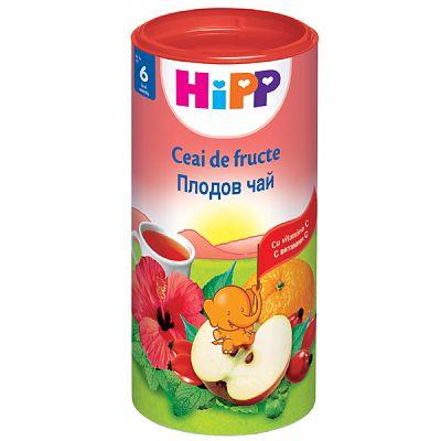 Ceai de fructe de la HIPP