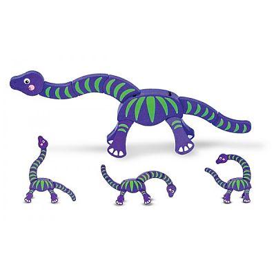Dinozaurul mancacios de la Melissa&Doug