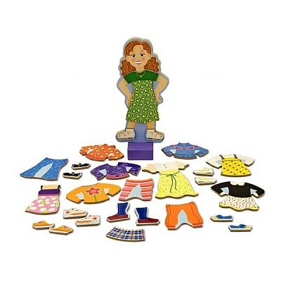 Melissa&Doug Set magnetic