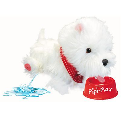 Catelus PIPI MAX alb de la Pipi-Max