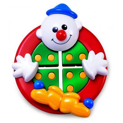 Puzzle bebe Clown de la Tolo
