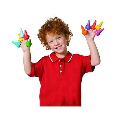 Alex Toys Creioane de deget Ferma