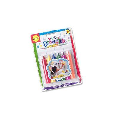 Alex Toys Creioane colorate de baie