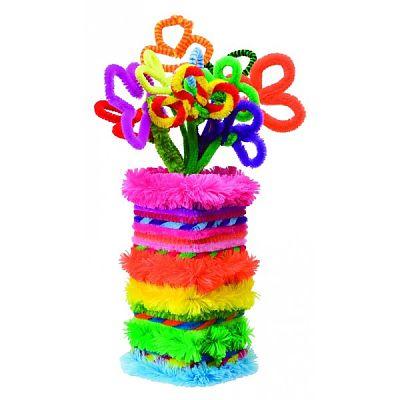 Vaza cu flori de decorat