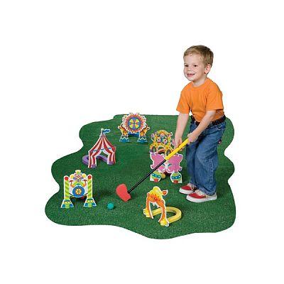 Set pentru Mini Golf Circul de la Alex Toys