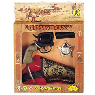 Set cowboy de la Gonher