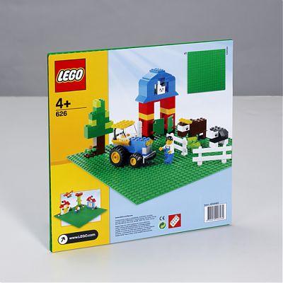 LEGO Placa verde