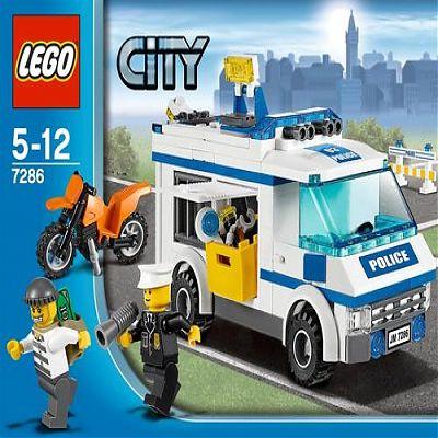 LEGO Duba politie