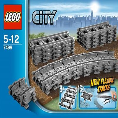 LEGO Flexible Trucks