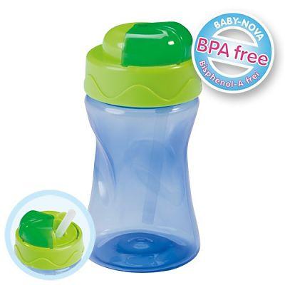 Baby Nova Pahar cu pai - BPA free