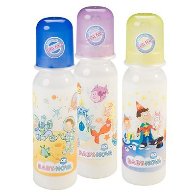 Set 3 biberoane 250 ml