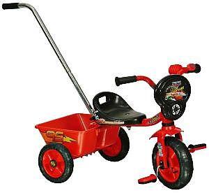 Tricicleta Cars de la YAKARI