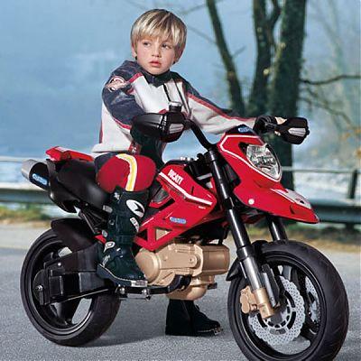Motocicleta Ducati Hypermotard de la Peg Perego