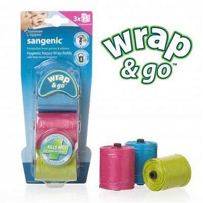Sangenic Rezerve pentru dispozitivul Wrap&Go