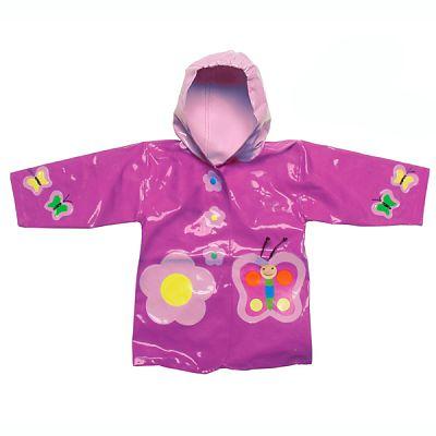 Kidorable Pelerina de ploaie Butterfly