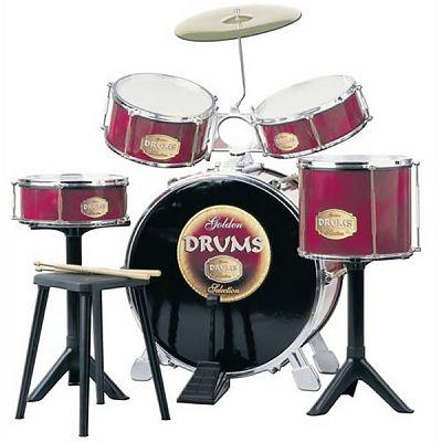 Baterie, Set tobe Golden Drums de la Reig Musicales