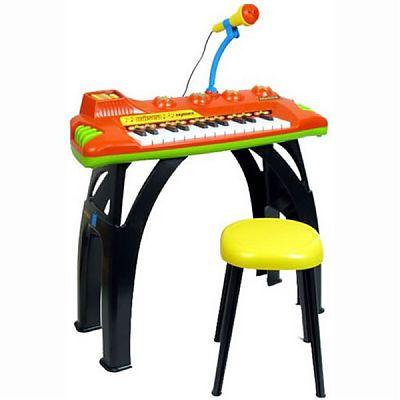 Reig Musicales Orga electronica ODISEA, cu microfon