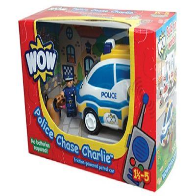 Masina Politie Charlie de la wow