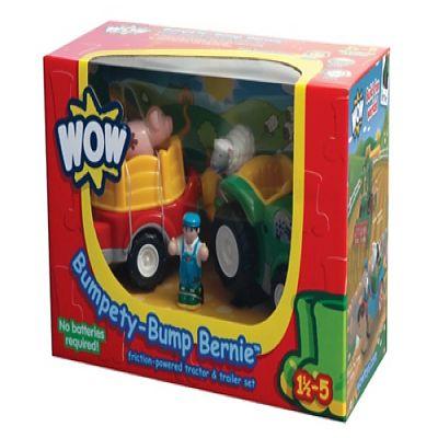 Jucarie Tractor Bernie de la wow