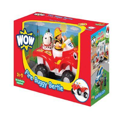 Masina pompieri Bertie de la wow