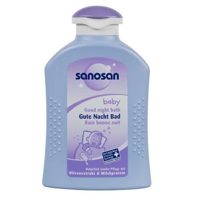 Spumant pentru o noapte linistita - 200 ml de la Sanosan