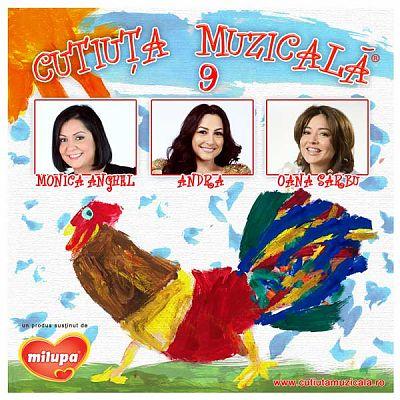 Cutiuta Muzicala CD, vol 9