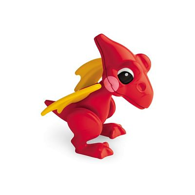 Tolo First Friends  Pterodactil Rosu Tolo Toys First friends